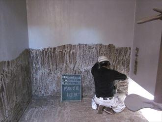 防蝕塗装 1回目